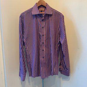 Excellent Condition PINK Slim Fit Men's Shirt